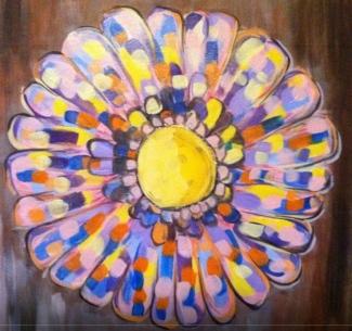 Patchwork Flower