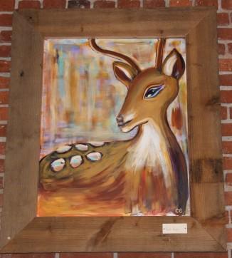 Pearl's Bestie Painting